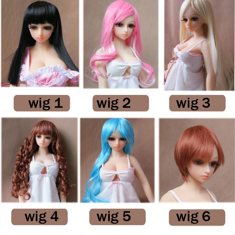 2. Wig (парик)