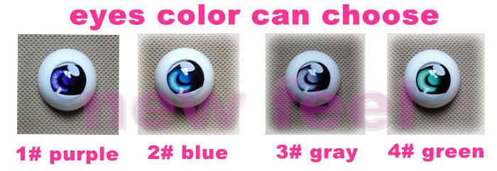 Eye's color (2)