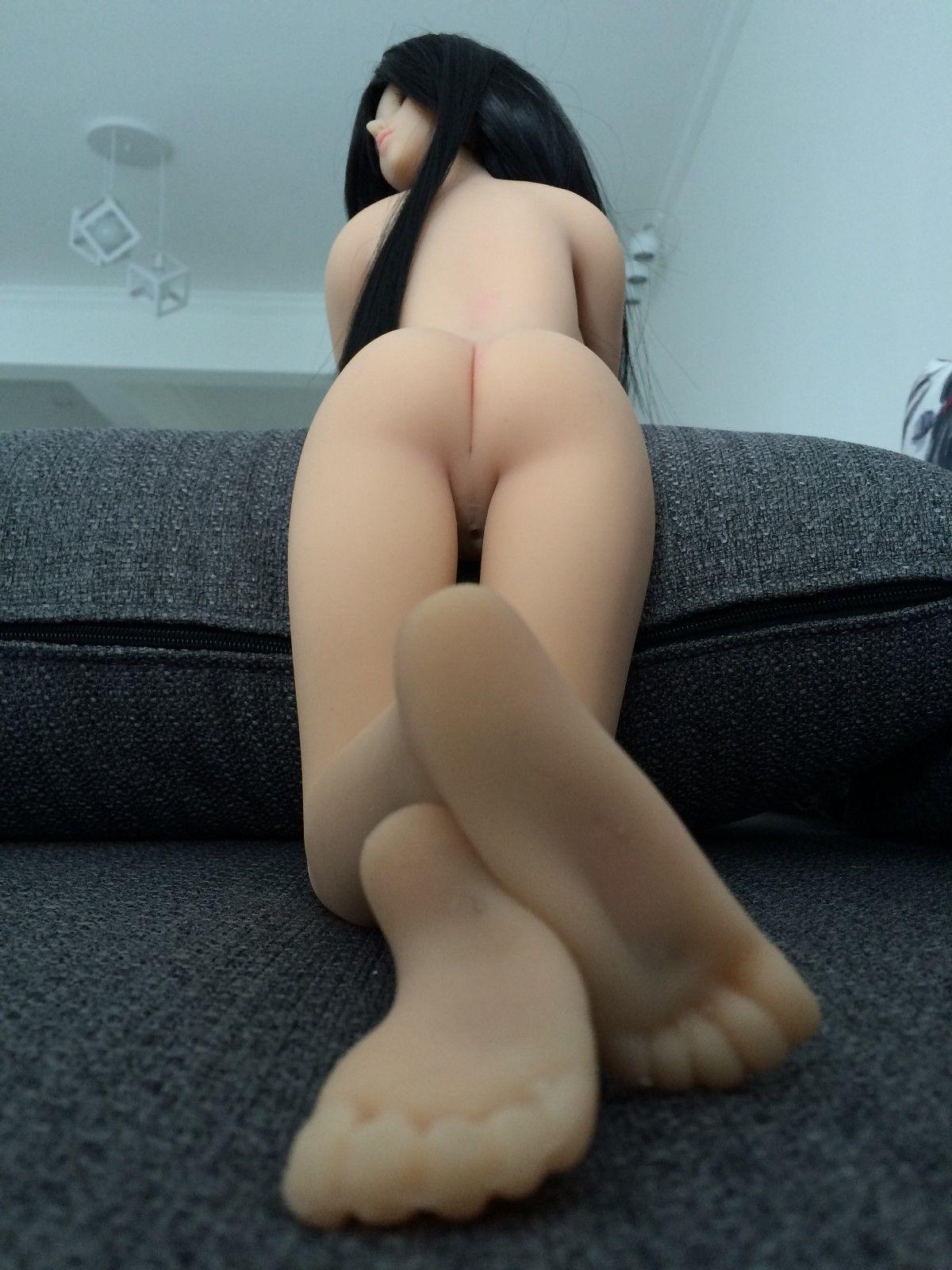 Mini sex doll Justyna brunette 10