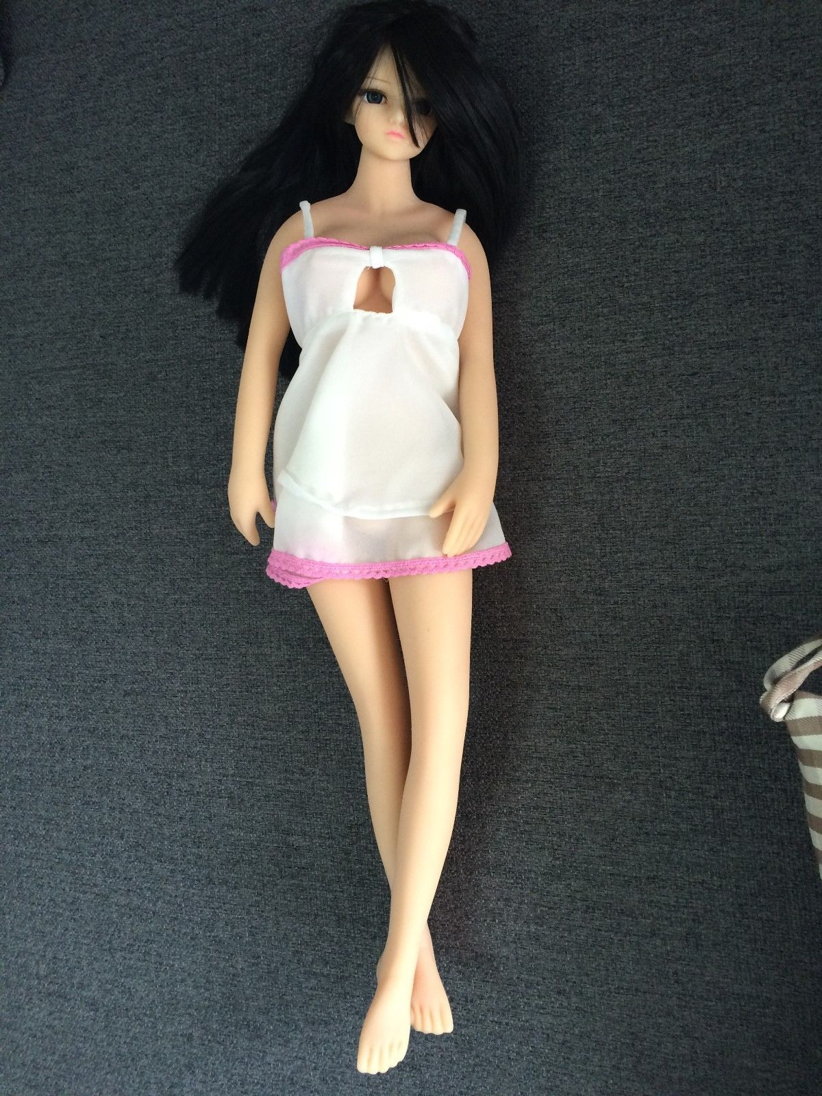 Mini sex doll Justyna brunette 8