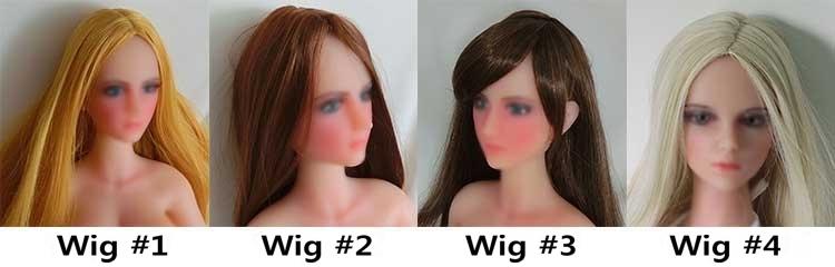 Wigs choice