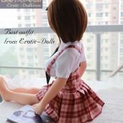 Hetalia Cosplay Costume - Schoolgirl outfit 01
