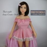 Pink dress 01