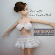 Ballet angel outfit 02