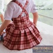 Hetalia Cosplay Costume - Schoolgirl outfit 02