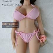 Bikini set, pink 03