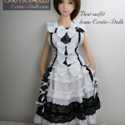 Lolita cosplay costume 04