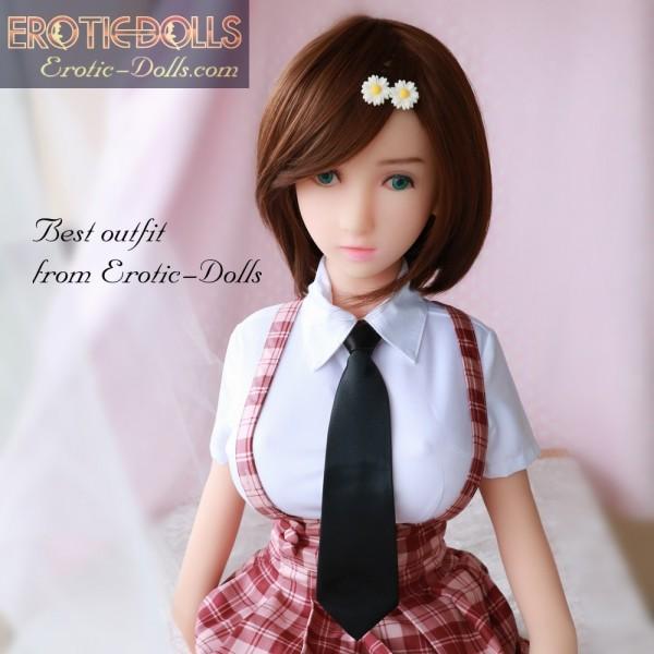 Hetalia Cosplay Costume - Schoolgirl outfit 04