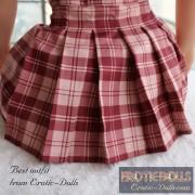 Hetalia Cosplay Costume - Schoolgirl outfit 05