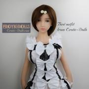 Lolita cosplay costume 05