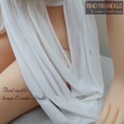 Babydolls & Chemises white dress 05