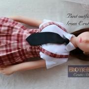 Hetalia Cosplay Costume - Schoolgirl outfit 06