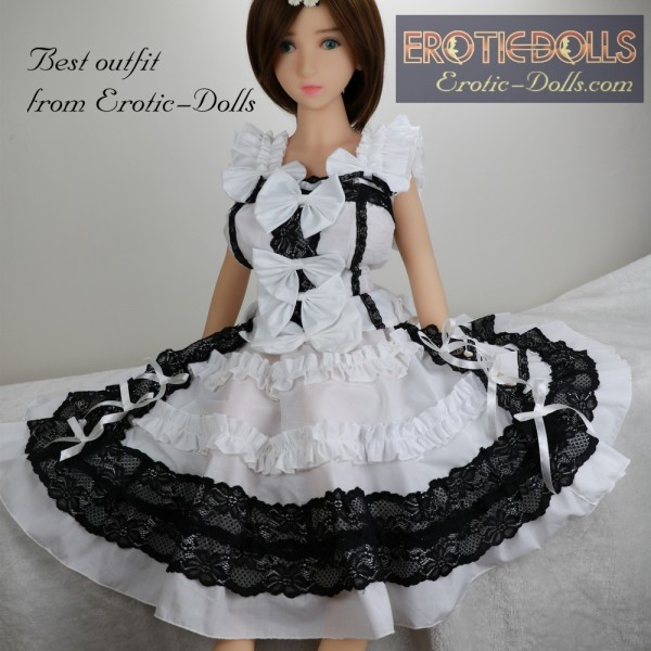 Lolita cosplay costume 06