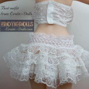 Ballet angel outfit 07