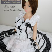 Lolita cosplay costume 07