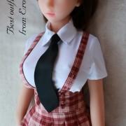 Hetalia Cosplay Costume - Schoolgirl outfit 07