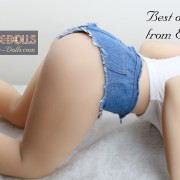 Jeans hot pants and T-shirt 10