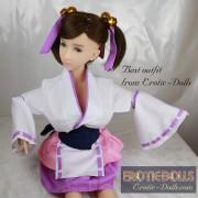 Cosplay Kimono Set (3)
