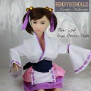 Cosplay Kimono Set (4)