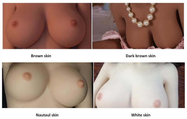 OR Skin tone