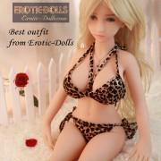 Leopard Bikini set 01