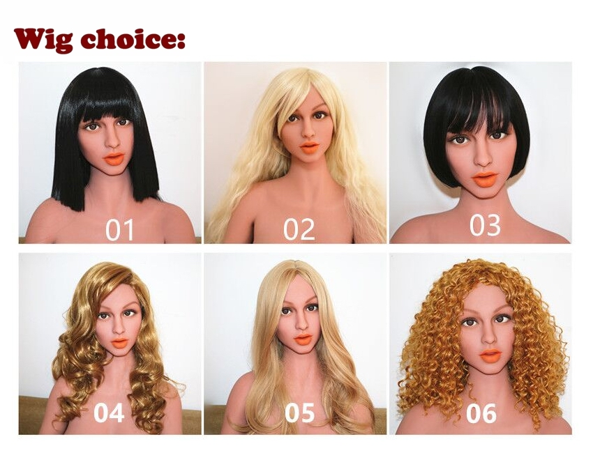 IronTech Wig choice (eng)