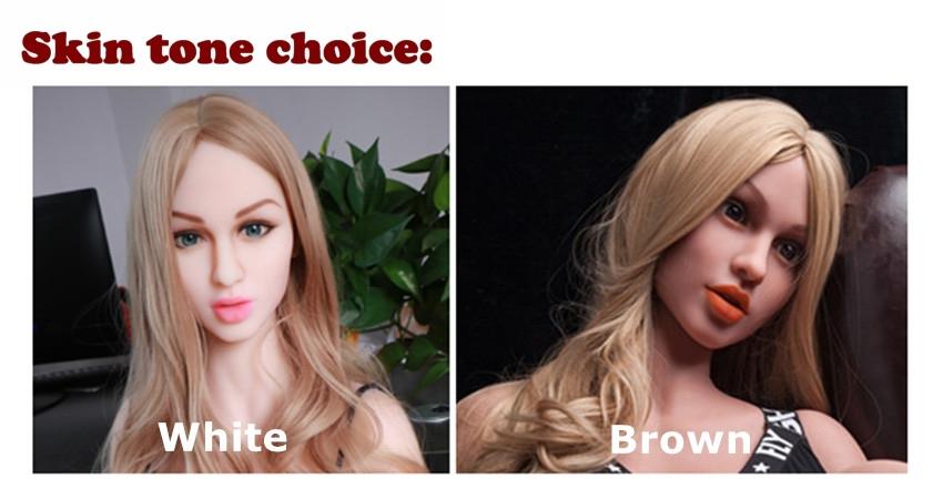 Irontech Skin tone choice (eng)