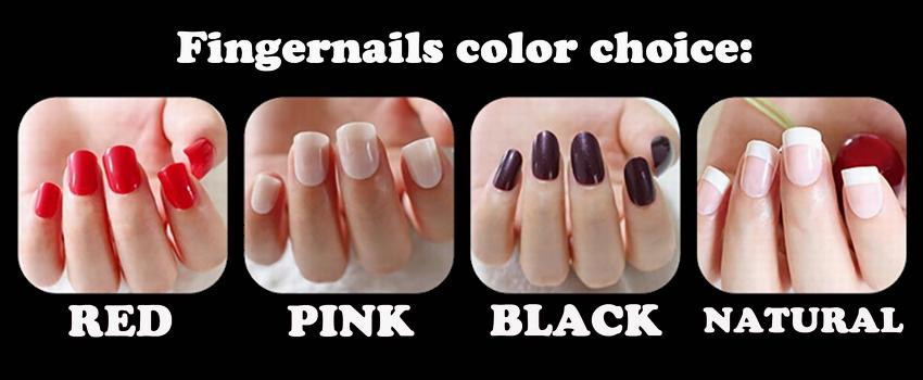 6ye fingernails (eng)