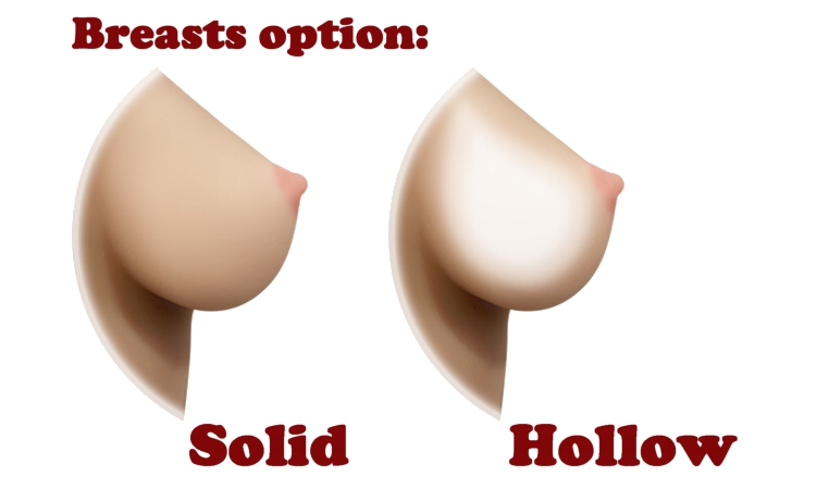 D4E Breasts option (eng)