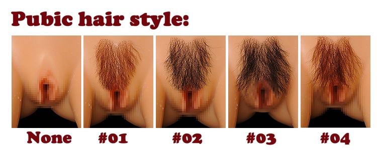 DS Pubic hairs option (eng)