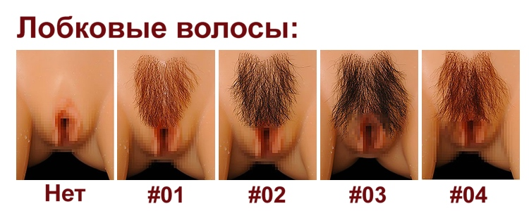 DS Pubic hairs option (rus)