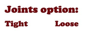 DS joints option (rus)