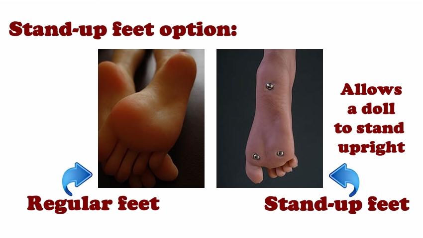 WM Stand-up feet (eng)