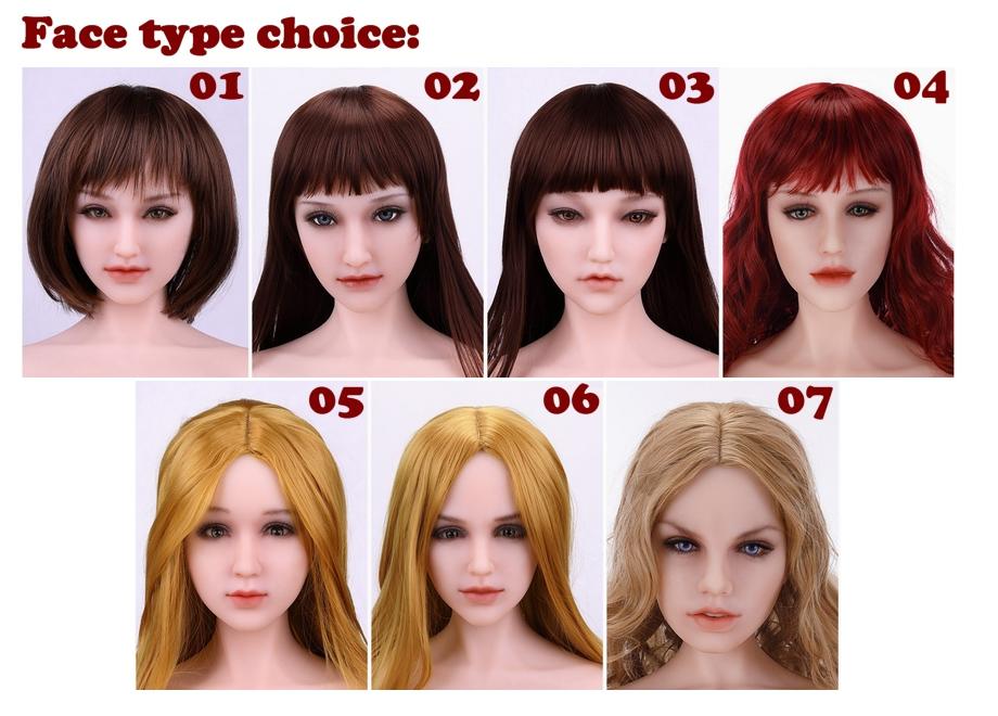 Sanhui Face type (eng)