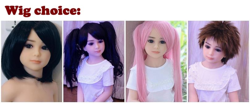Sabina wig choice EN