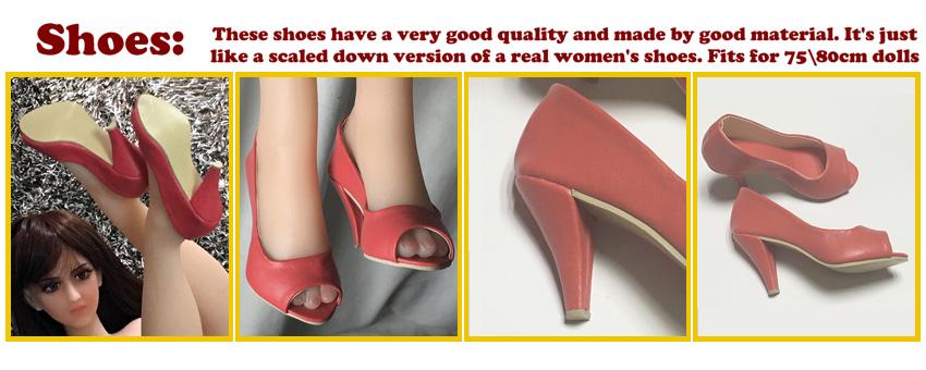 JM Shoes for 75-80cm (eng)