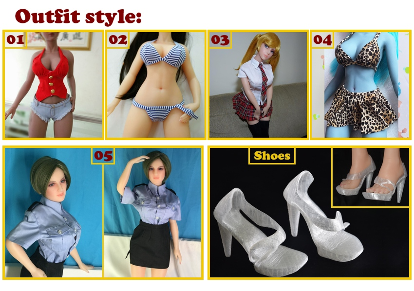 Outfit style for 65cm (eng)
