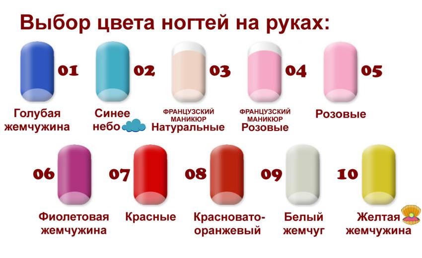 D4E Fingernails (rus)