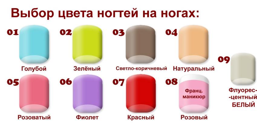 D4E Toenails (rus)