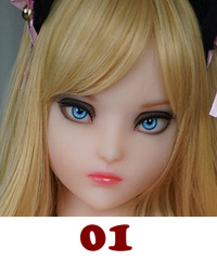 01 HEAD - DH168 2019 series (big doll)