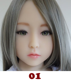 01 head - DH168 2019 series (little doll)