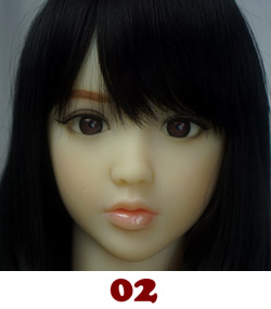 02 head - DH168 2019 series (little doll)