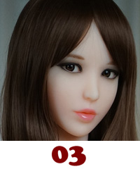 03 HEAD - DH168 2019 series (big doll)