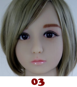03 head - DH168 2019 series (little doll)