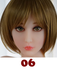 06 HEAD - DH168 2019 series (big doll)