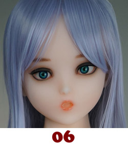 06 head - DH168 2019 series (little doll)