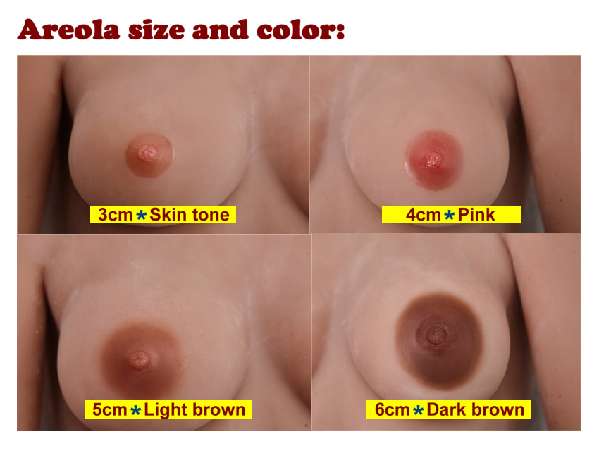 IT Areola size & color EN