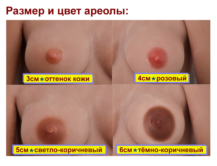 IT Areola size & color RU