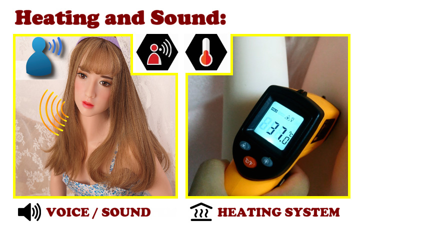 Heating and Sound option EN