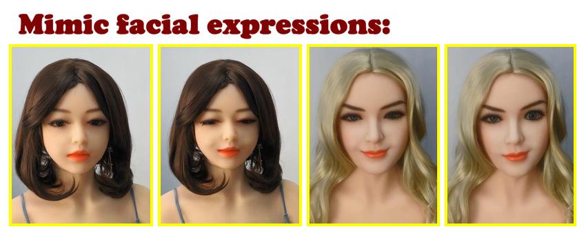 Robot series - Mimic facial expressions EN